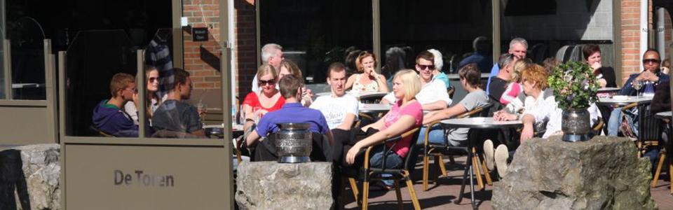 Restaurants in Vaassen: Grandcafe de Toren Vaassen