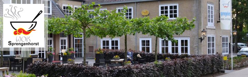 Restaurants omgeving Vaassen: Wok Sprengenhorst Wenum-Wiesel