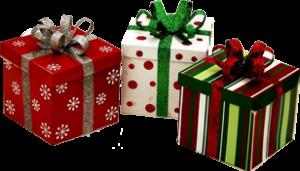 3 cadeautjes