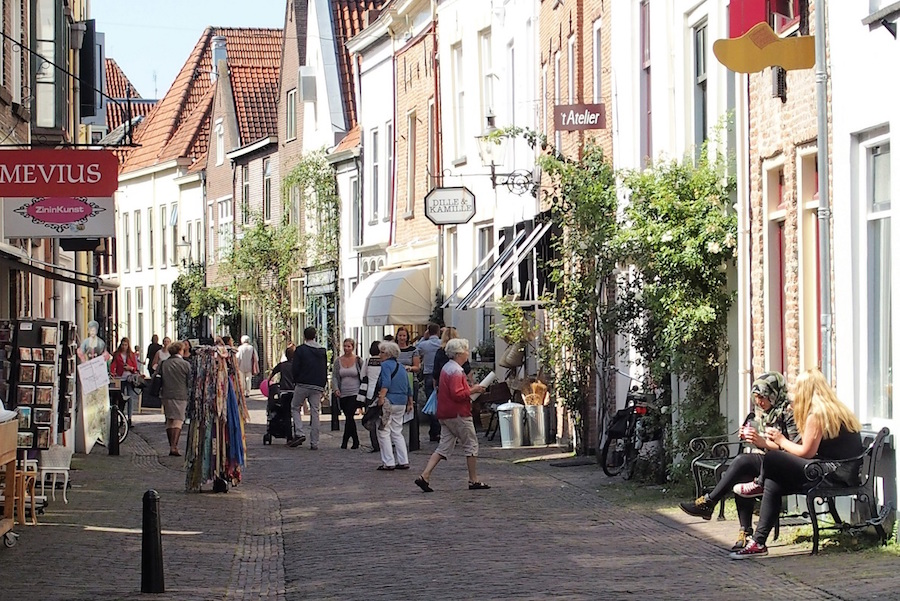 Deventer, mooiste winkelstad