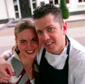 Kim Veldman en Jacob Jan Boerma