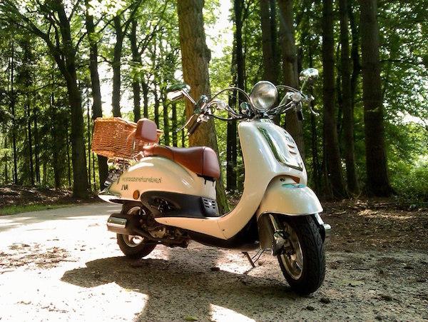 Scooter huren Veluwe