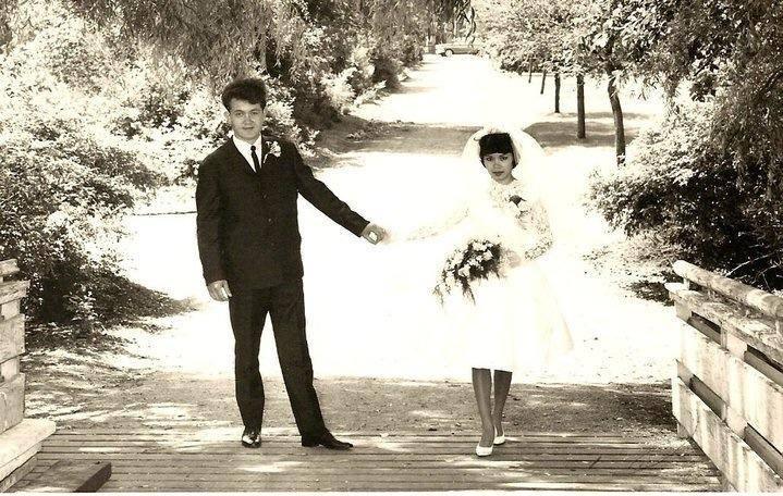 Bedwelming 50 jaar getrouwd, hoe vier je dat? | Via Quidam &OG25