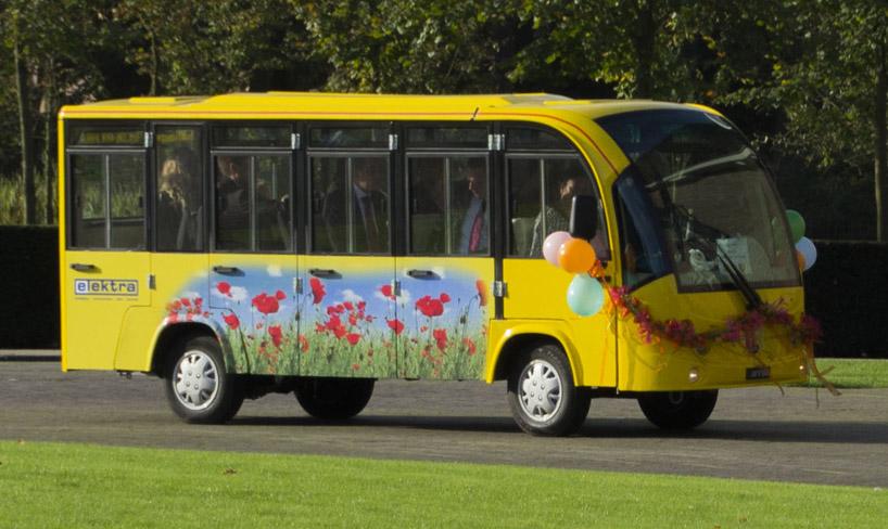 Elektrisch busje
