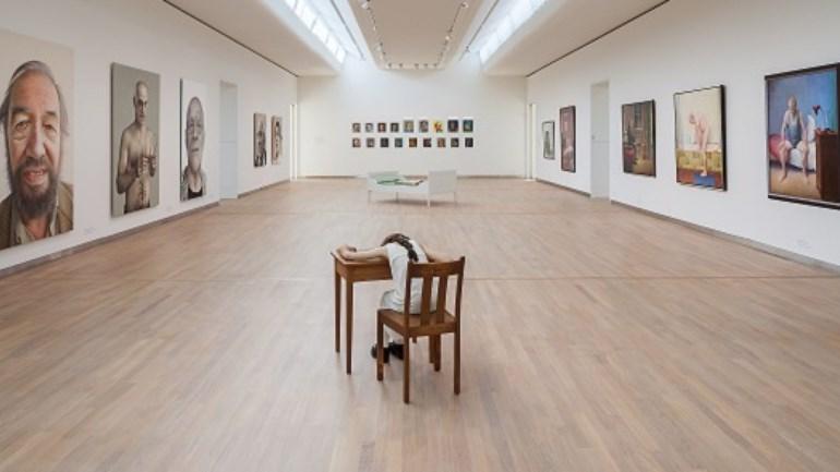 De kunstcollectie van Dirk Scheringa