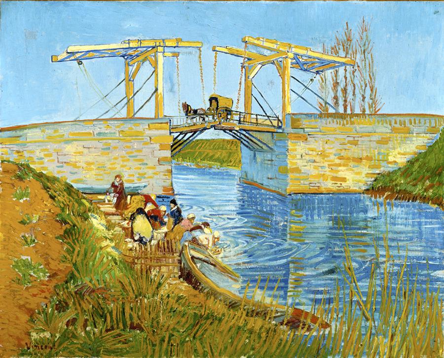 Park de Hoge Veluwe, Vincent van Gogh