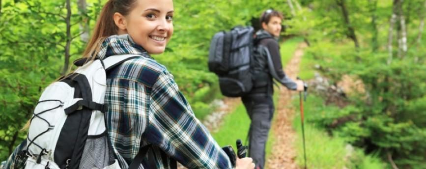 Nordic Walking, 10 mooiste wandelroutes