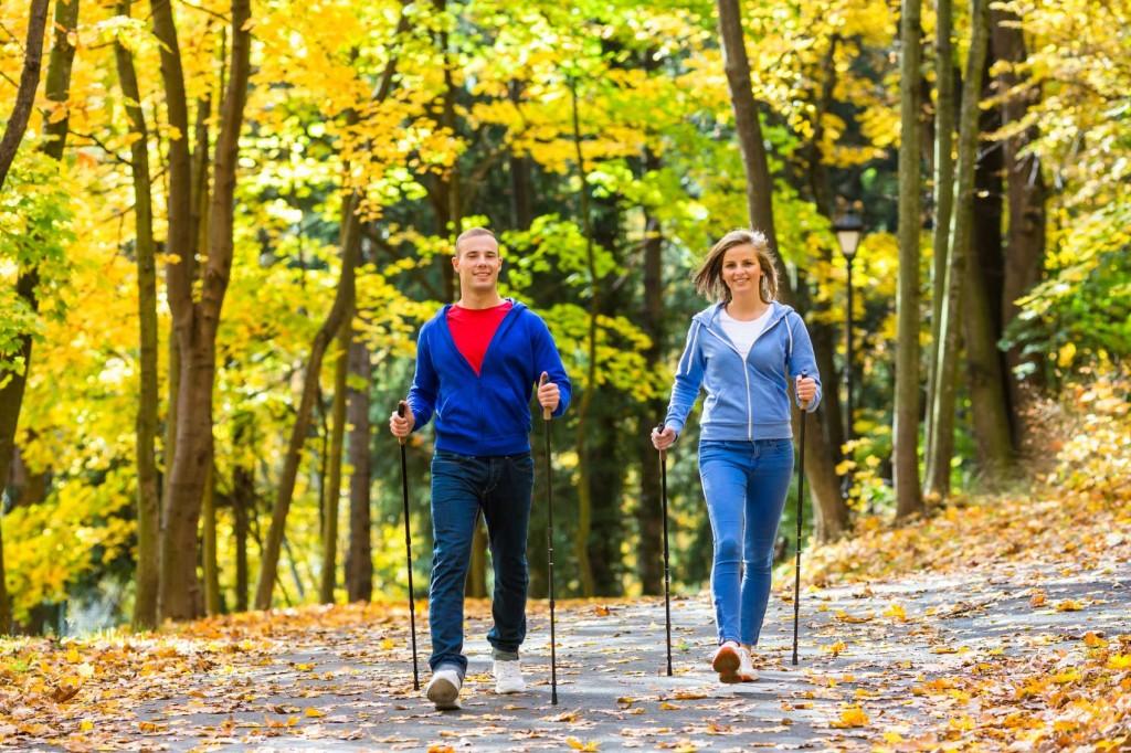 Midweek Nordic Walking