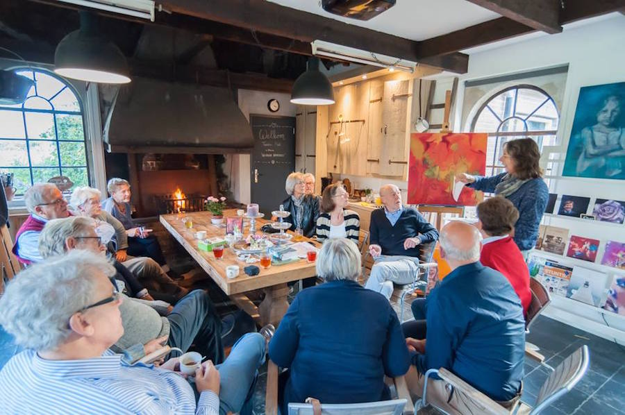 Workshop Schilderen Vaassen