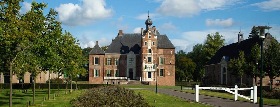 Heisessie op de Veluwe