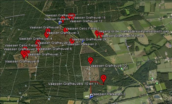 Expositie Grafheuvels Cannenburch