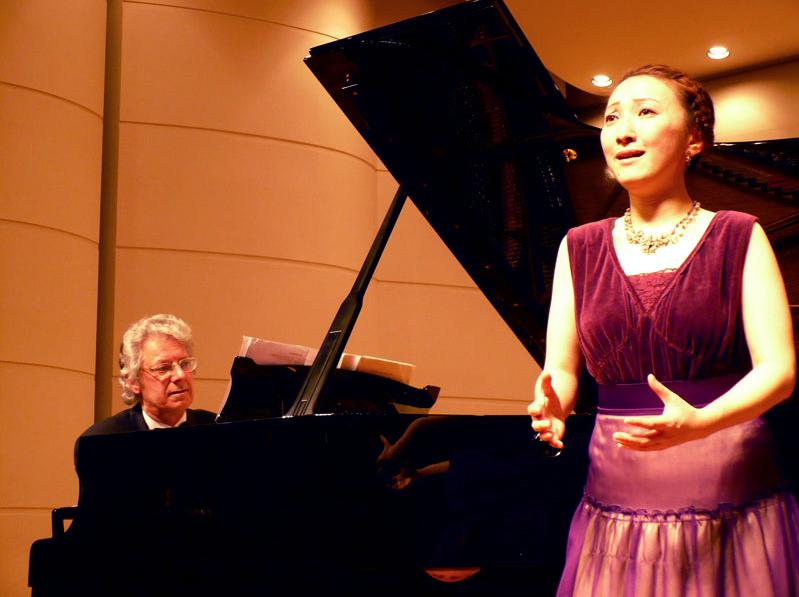 Japanse pianisten komen naar Vaassen