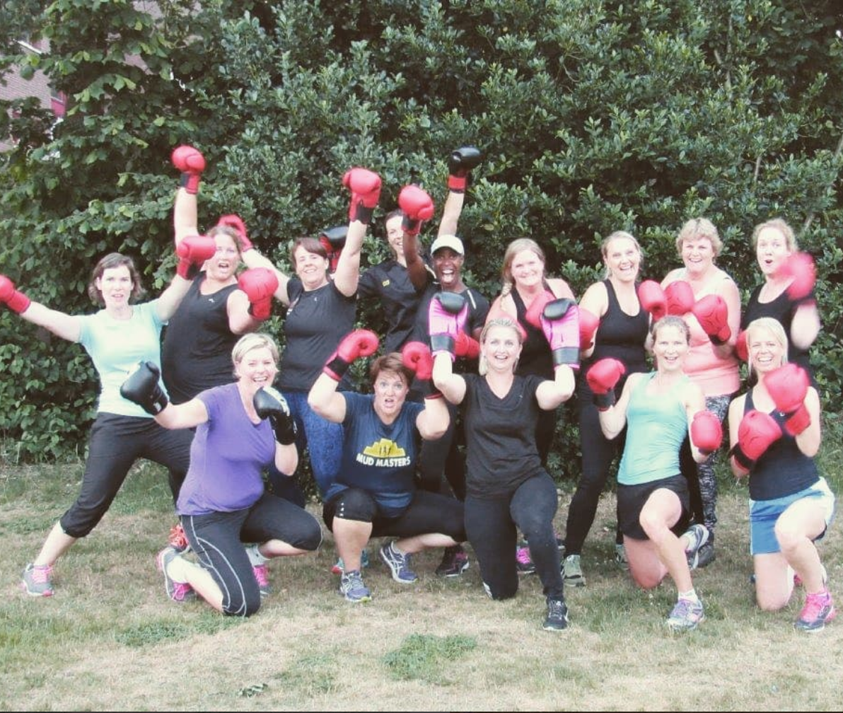 Cardio Boxen weekend Veluwe