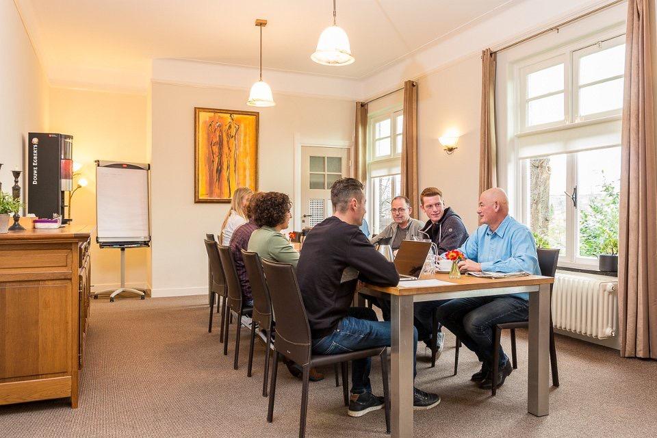 Vergaderlocatie Apeldoorn (bij A50 en A1)