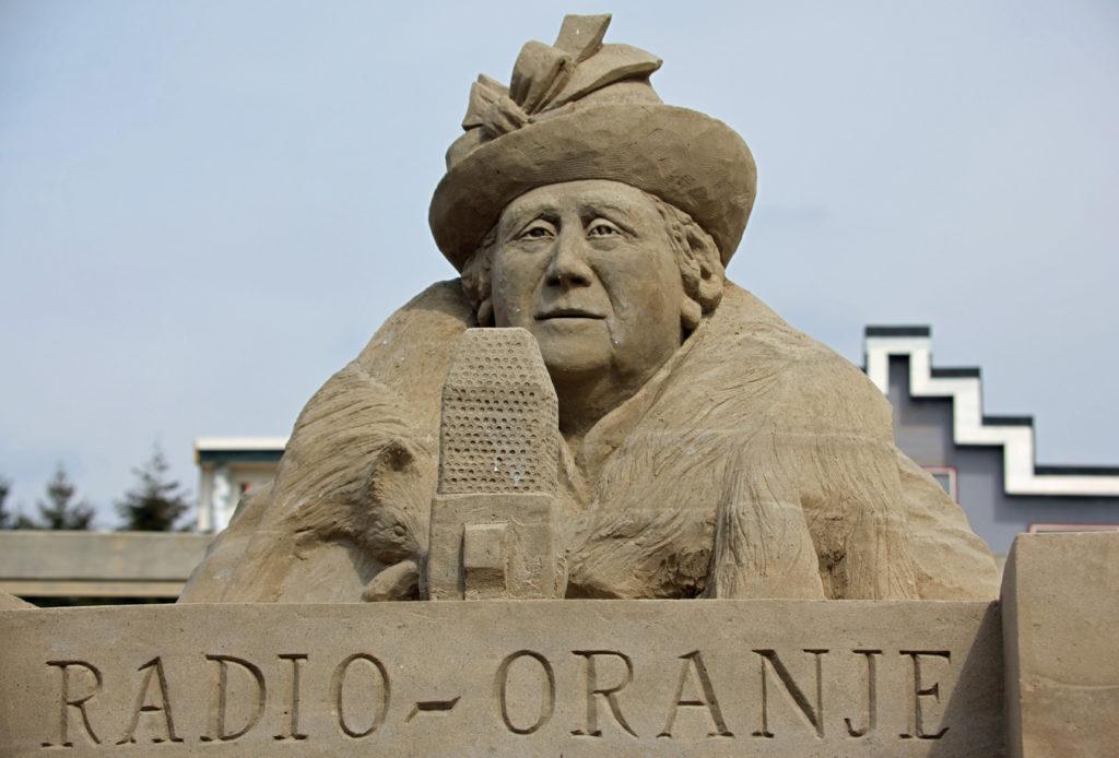 Zandsculpturenfestijn Veluwe 2020