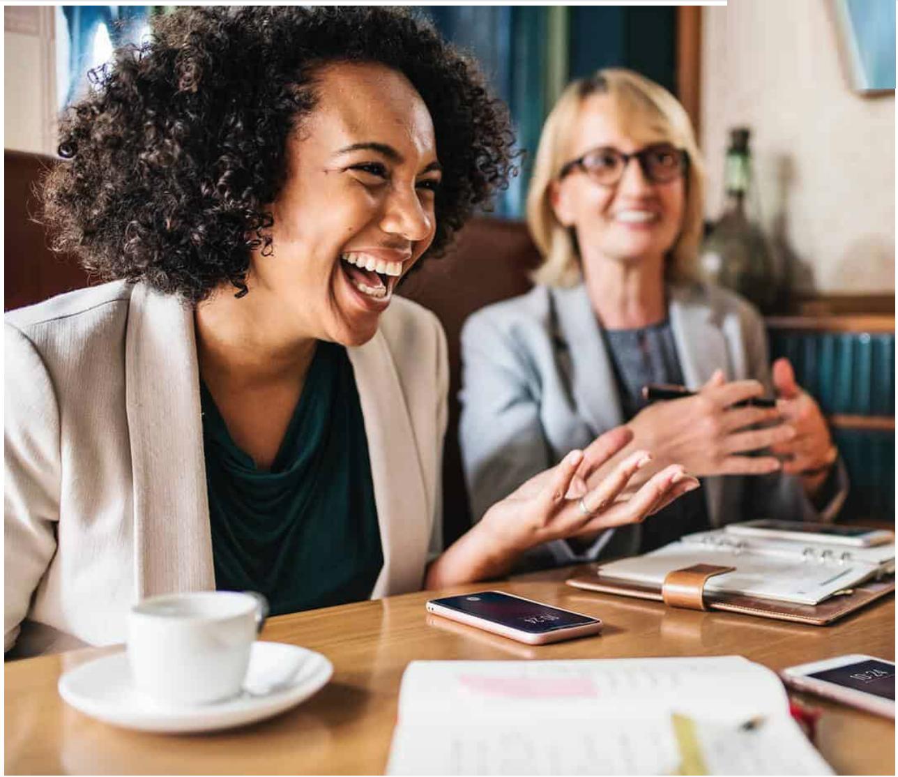 Workshop Lachen op de werkvloer is gezond