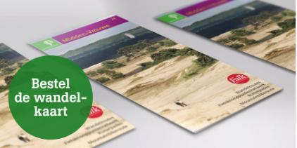 Wandelkaart 24 Midden-Veluwe