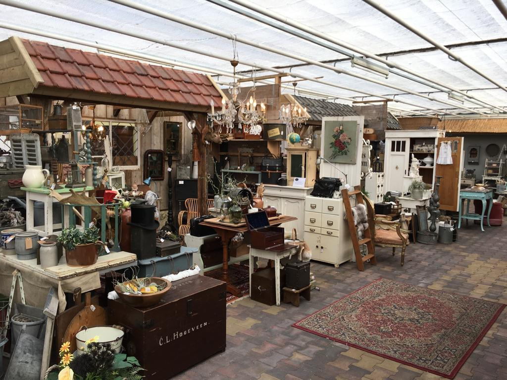 Brocante winkels Veluwe