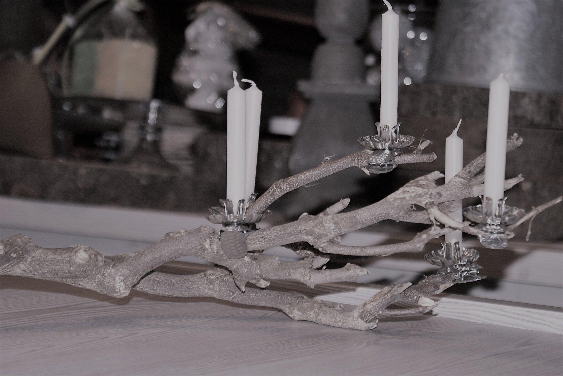 Ambachtelijke kaarsenmakerij