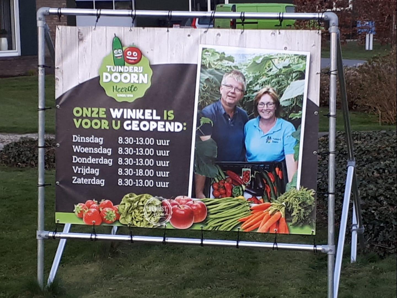 Biologische groenten Veluwe