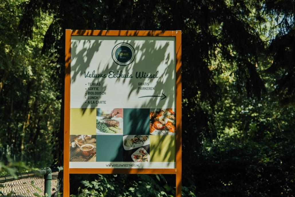 Streekproducten restaurant Veluwe