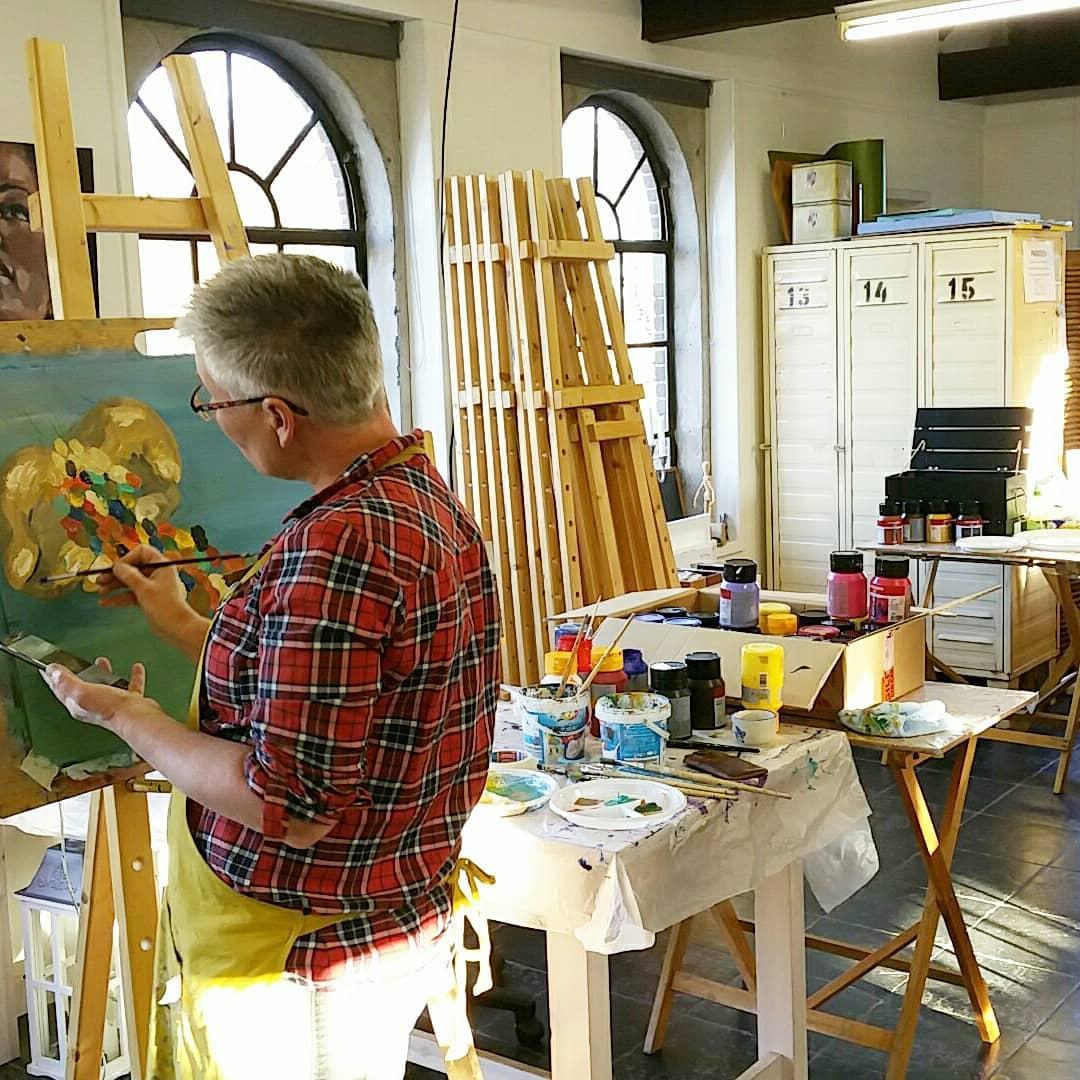 Atelier de Oude Smederij Vaassen